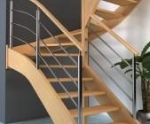 Escaliers sur mesure Rambouillet
