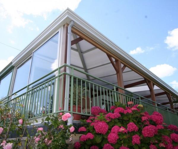 Couverture de terrasse Eure et loir