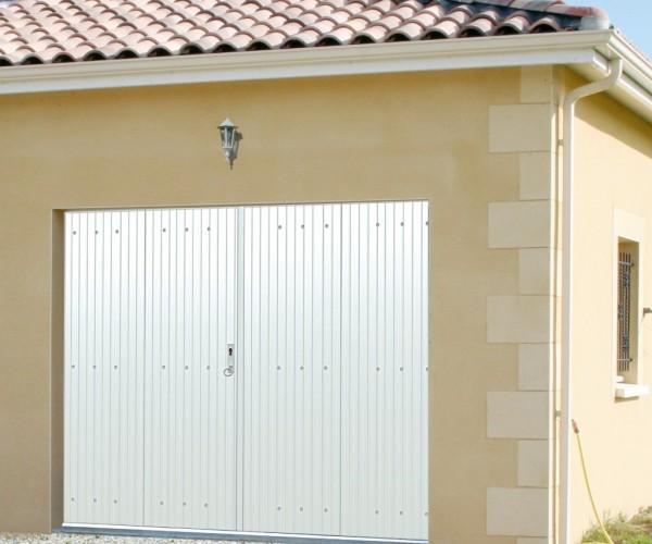Porte de garage PVC Rambouillet