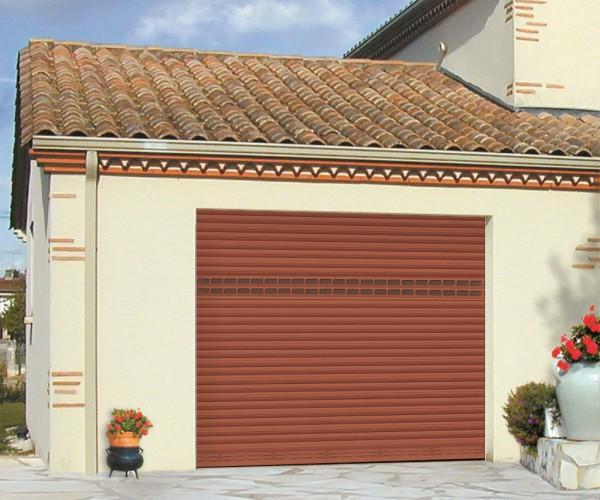Porte de garage PVC Chartres